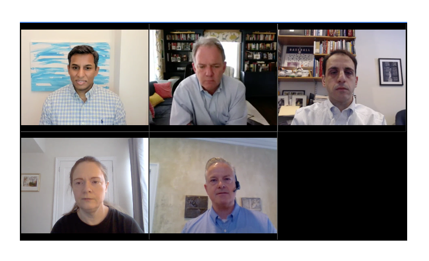 Webinar: Kevin Charlton, CEO of NHIC, spoke on a SPAC panel of experts hosted by Tres Vista